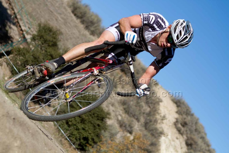 Cyclocross Racer Keith DeFiebre