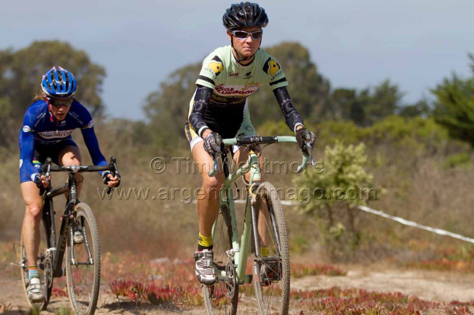 Sherrill in the lead at CCCX but the trailing Brems would go on for the win that day
