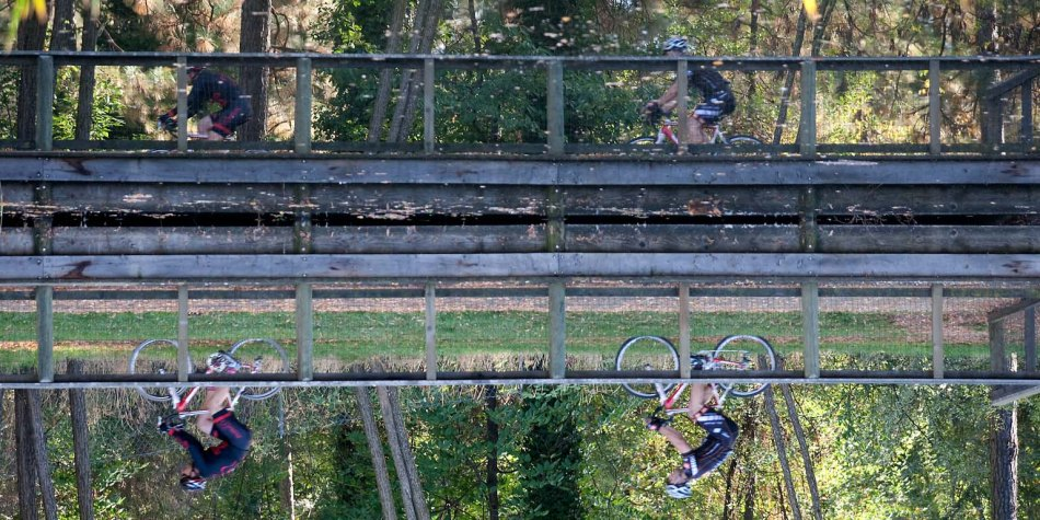 Sacramento Cyclocross Heads up to Condon Park, Grass Valley for their season's second event.