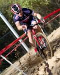 Eric Bustos Flinging Sand