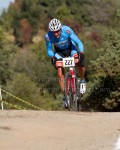Edwin Rambuski (Team Rambuski Law) Samples the Course at Homegrown Cyclocross