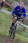 Masters World Champion Ron Riley Graces the Course at Candlestick Trippel 'Cross