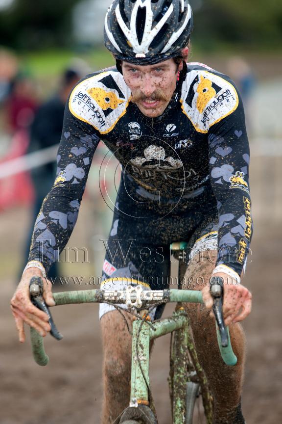 Scott Chapin, sans Beard, Wears Manzanita Park Mud