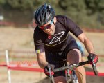 Mitch Trux Bides Time to Win Tactically at SacCX, Lange Twins