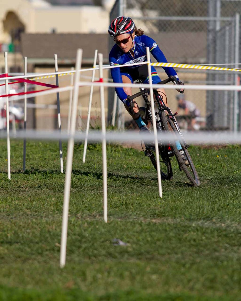 Brems Supporting Equal Payouts for both Genders by Racing at the Santa Rosa Cup CX