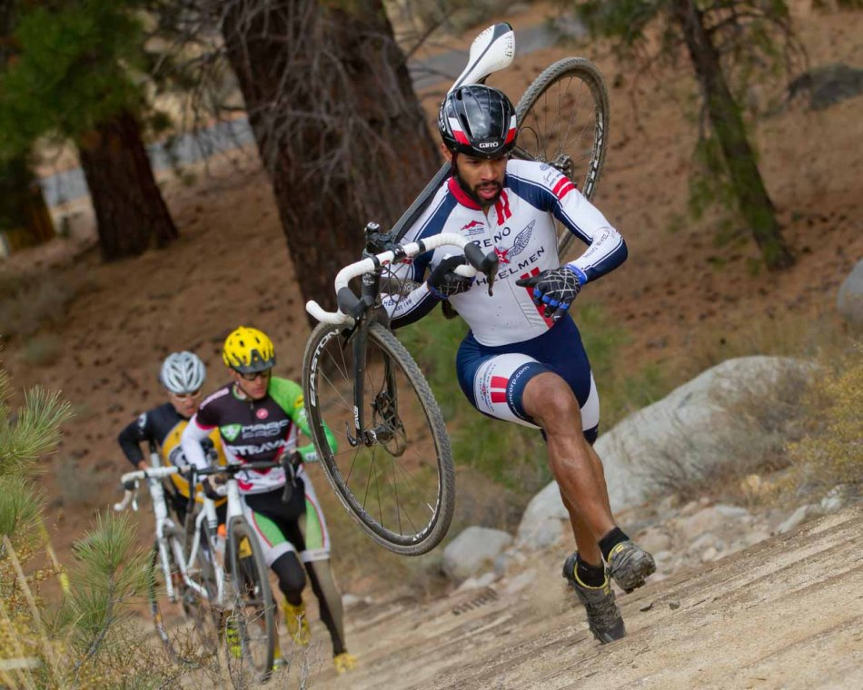 Joseph Togaon taking Big Strides at Truckee Bike Park