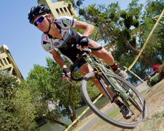 Ellen Sherrill Races to Eight Place