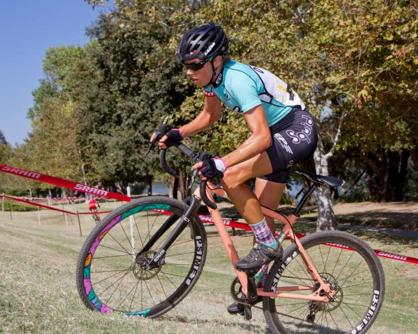Emily Kachorek Takes Her Squid Bike to a Podium Finish