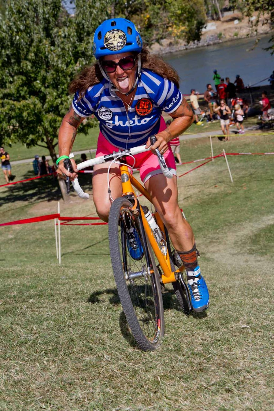 "It was a ""loud"" weekend but Stace Cooper (GHETOCX) wanted to go ""one louder"""