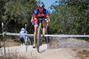 Stella Carey makes her Return to Cyclocross