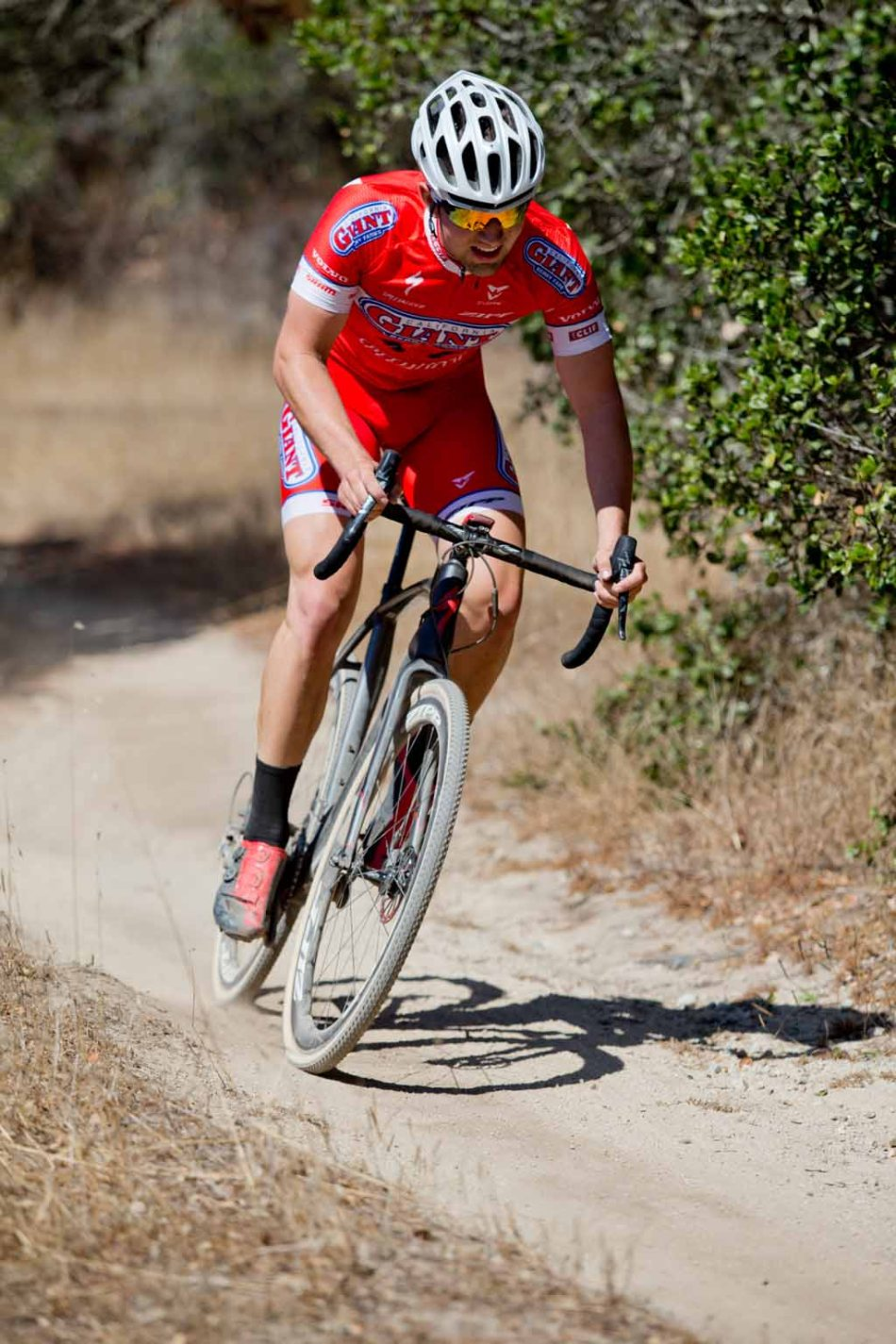 Ortenblad's Weekend Improves with a Win at CCCX