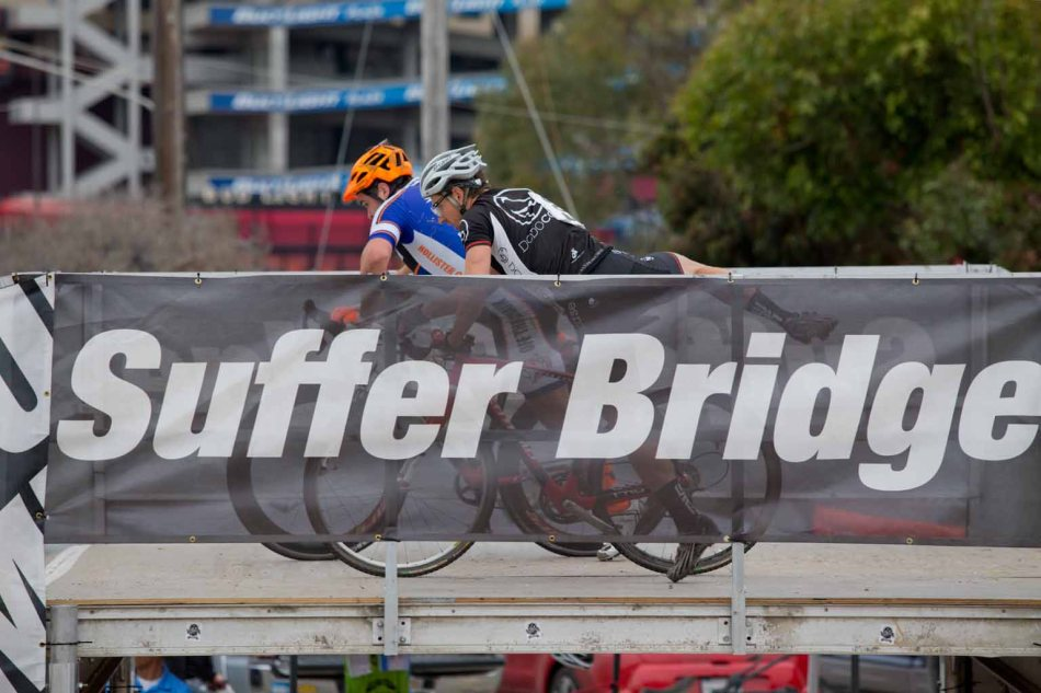 Chris Neher (Off the Chain) and Mark Manning (DODOcase) on Suffer Bridge
