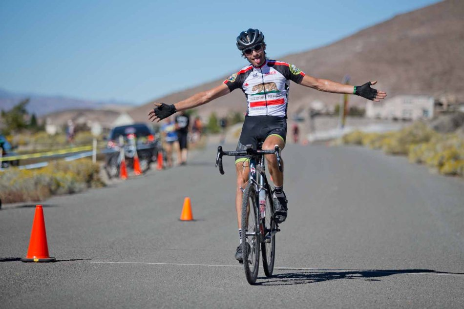 Under an Excellent Day for 'Cross, Brush takes Day One of the Sagebrush Omnium