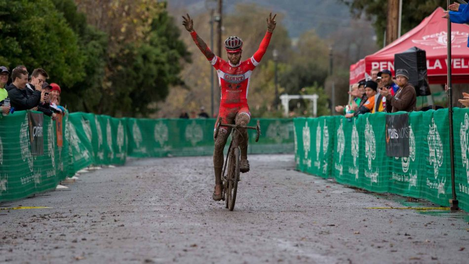 Ortenblad Wins at Muddy Surf City