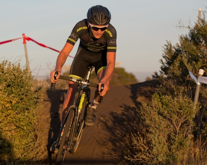 Cerruti Wins at BASP with the Sun Setting