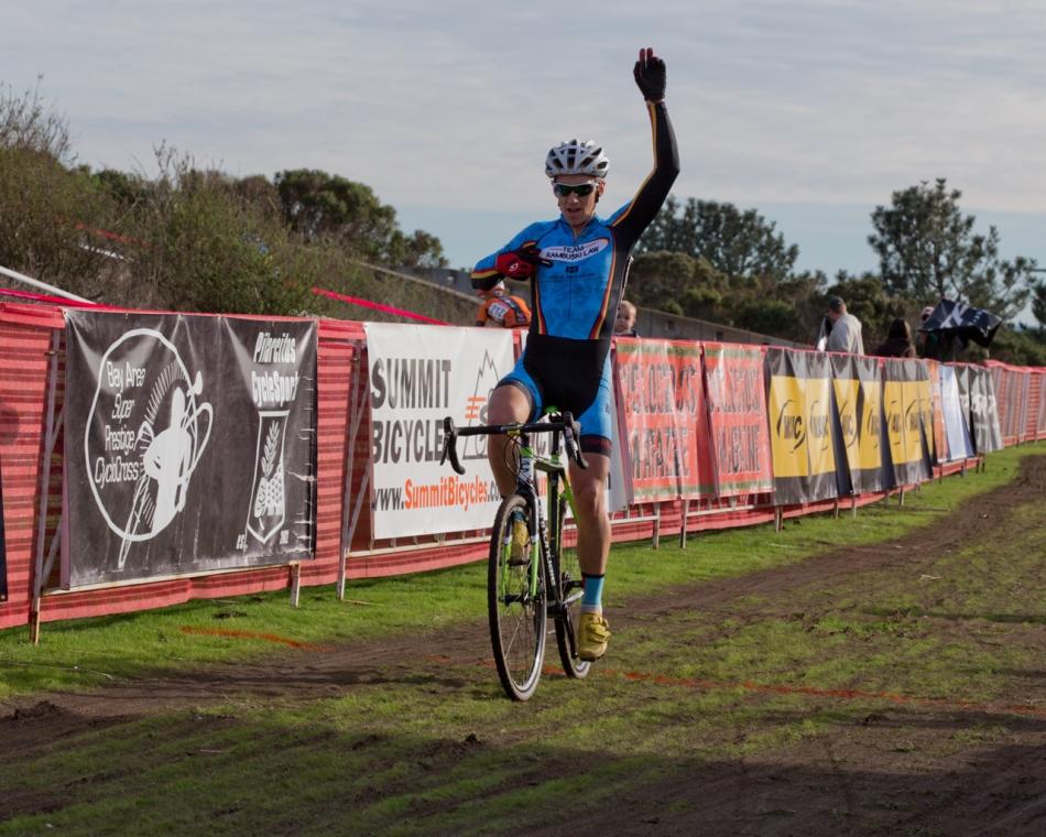On his Win, Hillier Salutes Team Rambuski Law
