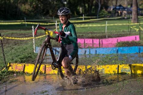Janie Dalton Splashing through the Creek