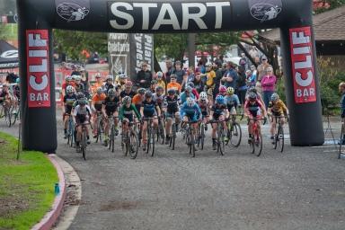 Start of the Elite Women's Race