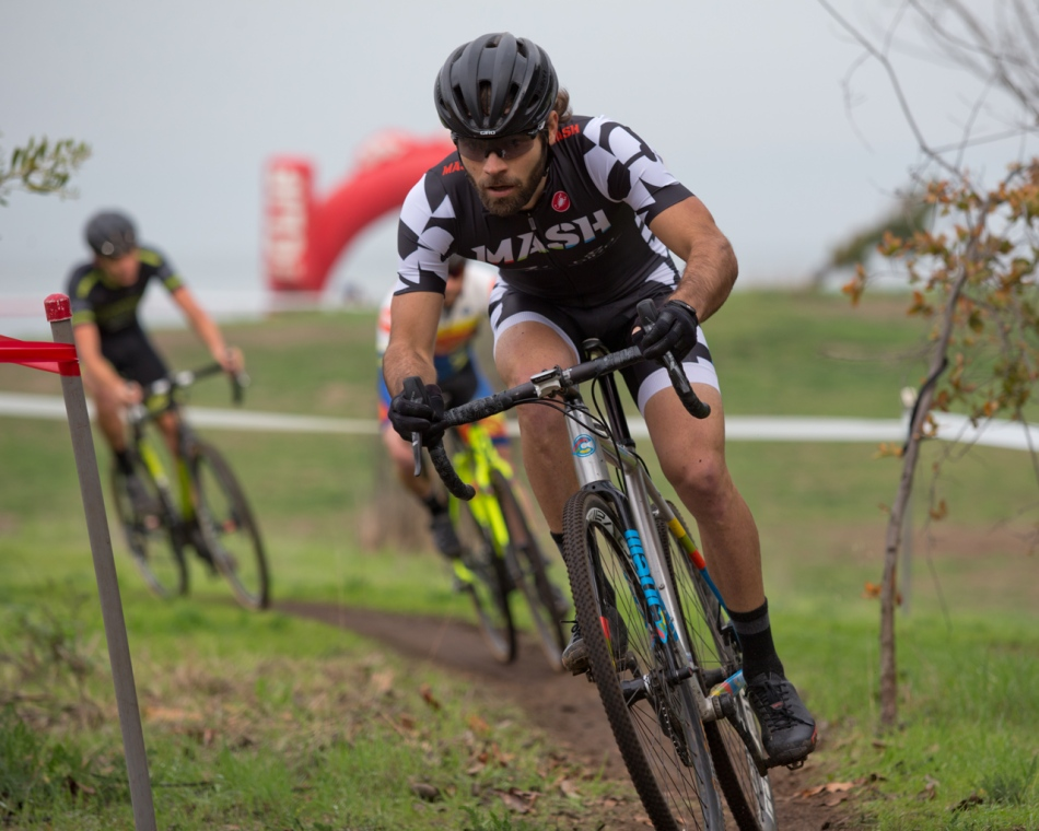 Rainier Schaefer Racing at Coyote Point
