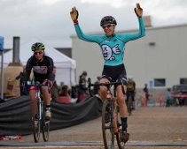 Kachorek Recovers for the Win at District CX Championships