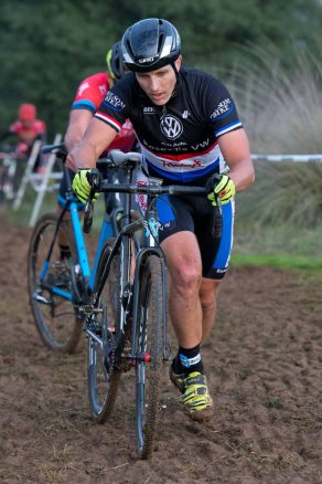 Shevock Wins Single Speed at District CX Championships for NorCalNevada