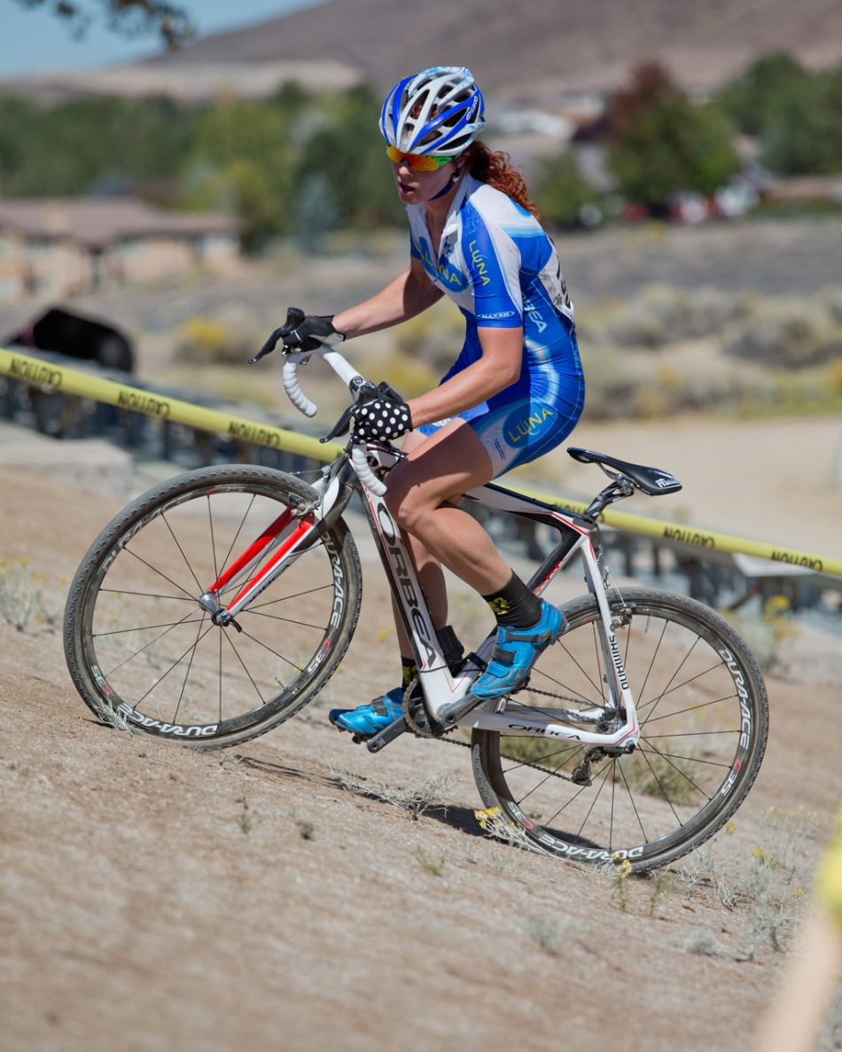 Teal Stetson-Lee Forges Her Way to the Win at 2014's Hidden Valley Race