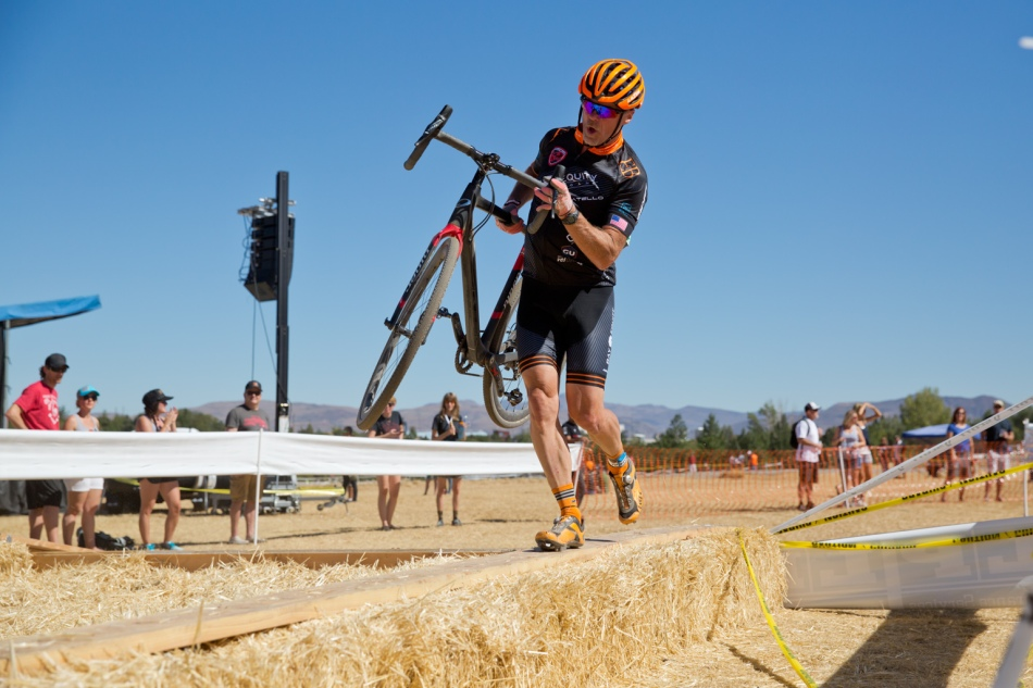 Walking the Plank was always an Option for Mike Warren (Velo Fratello/Bay Equity)