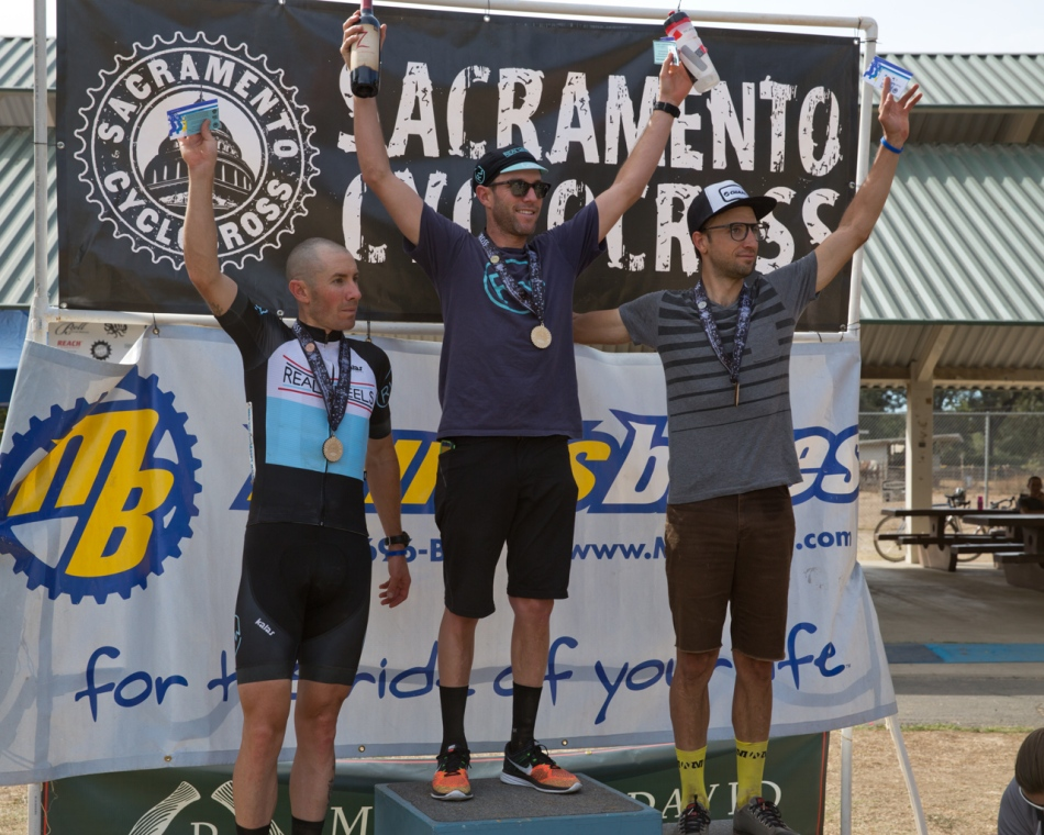 Men A Podium (L-to-R): Smith, Feldstein, Schaffner