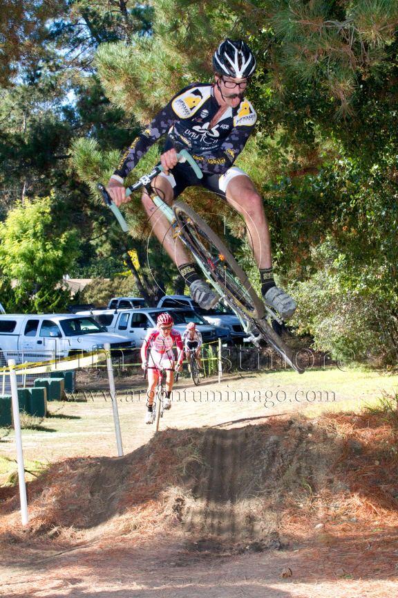 Chapin Going Table Top at Surf City Cyclo-X, Circa 2010