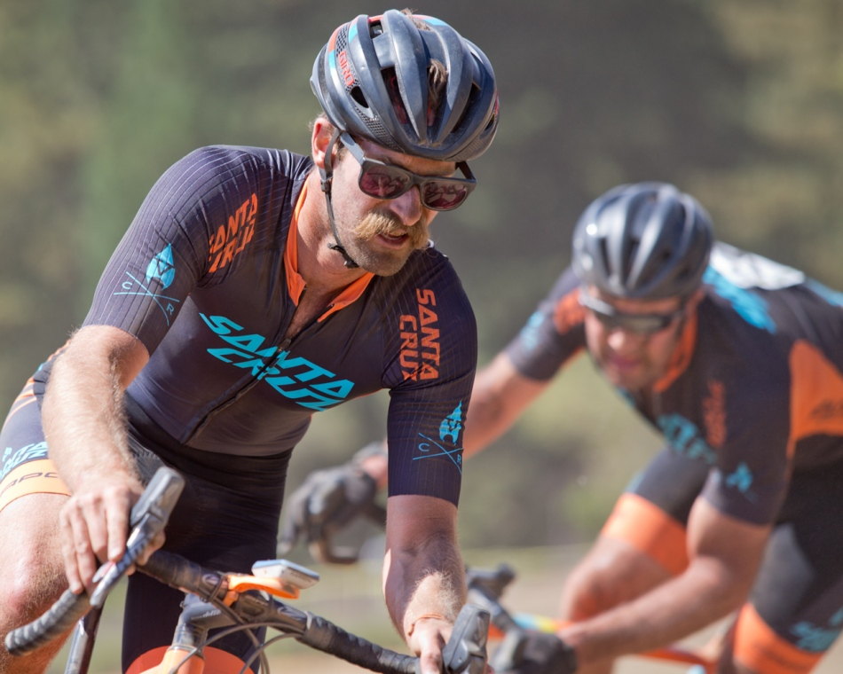 Chapin's First 'Cross Race for Santa Cruz
