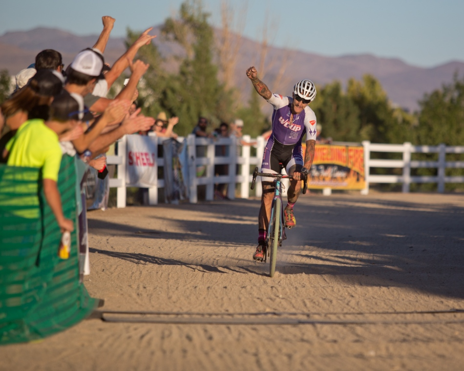 Berden Collects a Win at the Inaugural CrossReno