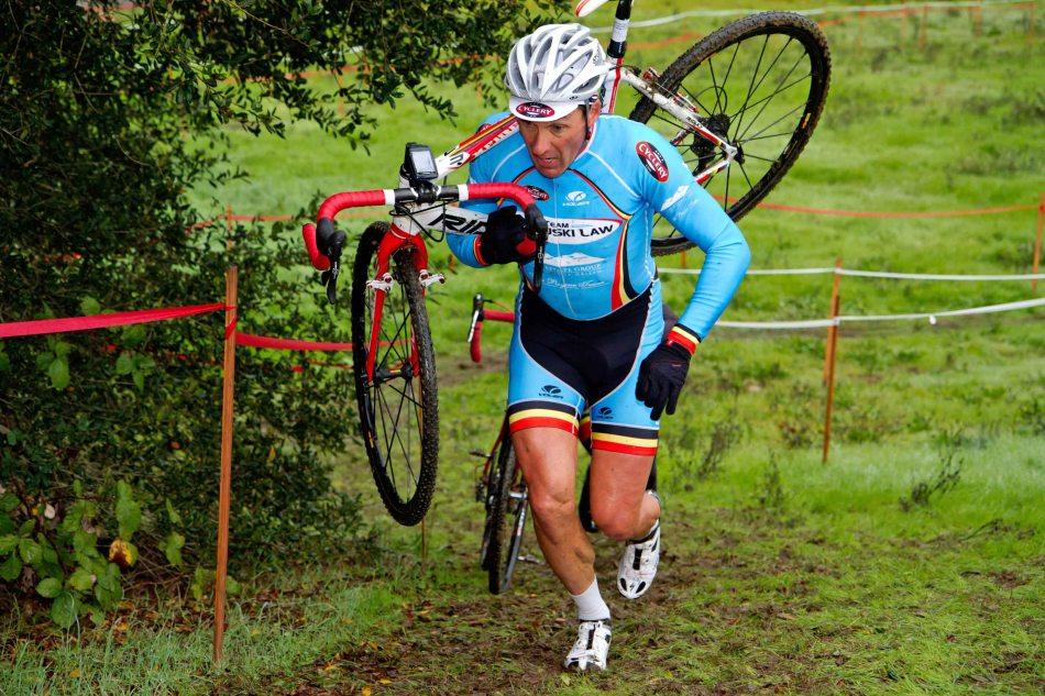 Edwin Rambuski (Team Rambuski Law) on a Run-Up at the SRCup