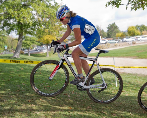 Kara LaPoint (Luna) Raced Hard for Second