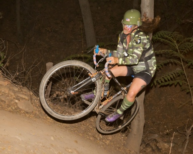 Stace Cooper Goes Airborne in Airborne Kit