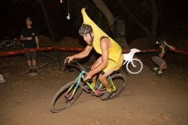 Banana Peals through the Course