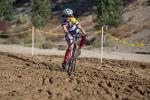 Paige Galeoto (Reno Wheelmen) Exerting Serious Hip Action through the Mud