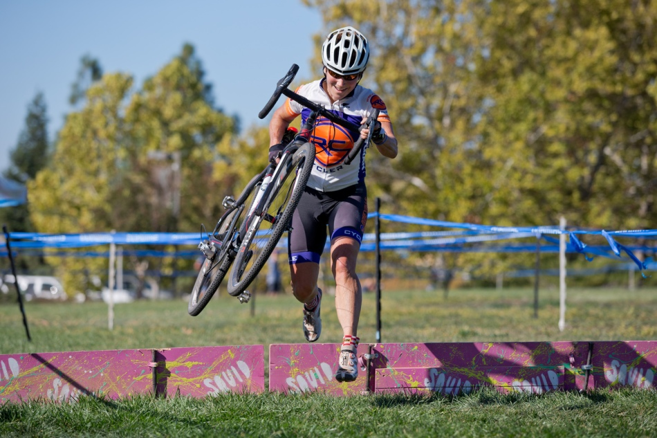 Young Continues to Improve and Thrive at SacCX