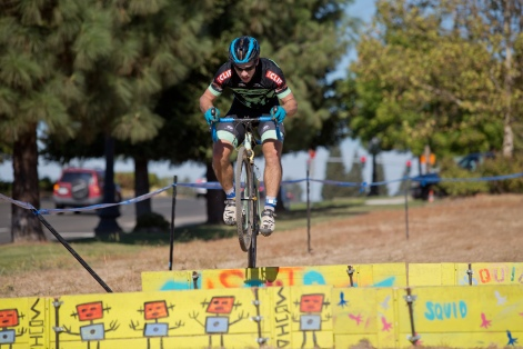 Judelson Squeezes Out a Win at SacCX Lakeside Church