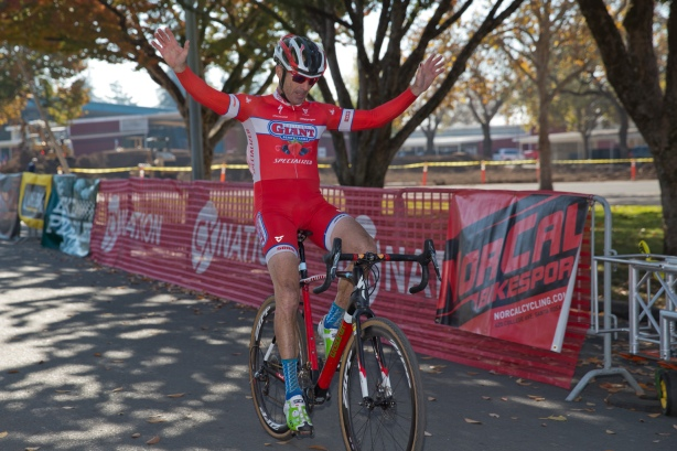 Meighan Winning Two from Two at the 2015 Santa Rosa Cup CX