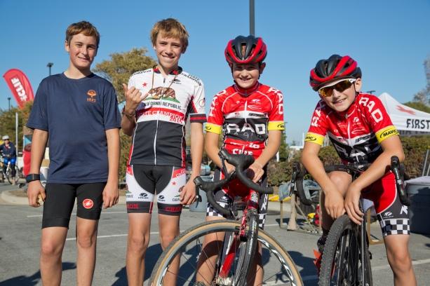 Junior Racers Putting the Sport's Future in Good Hands