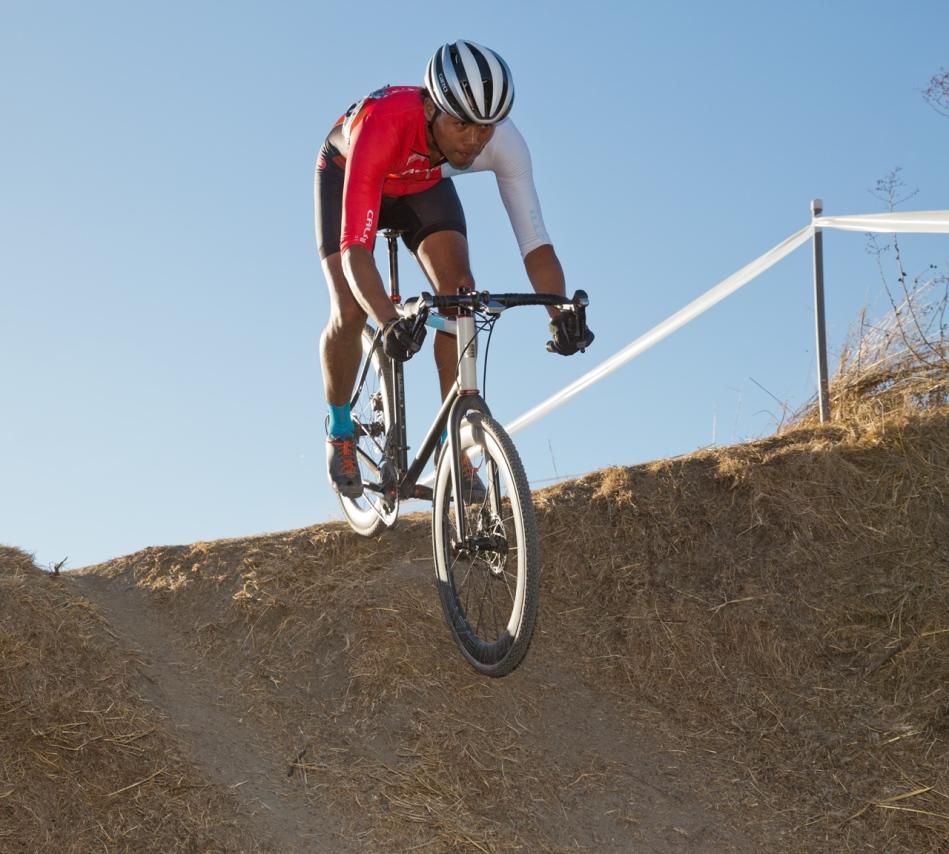 Josh Tabije (Caletti Cycles) with an Early Lead