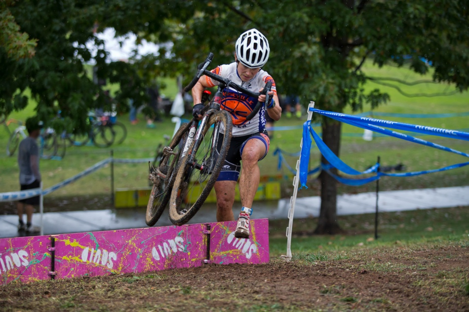 Julie Young Wins Another SacCX Race