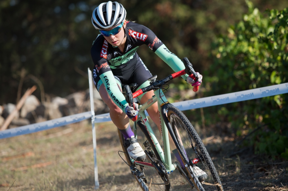Dezendorf Dominant at the 2015 Santa Rosa Cup CX
