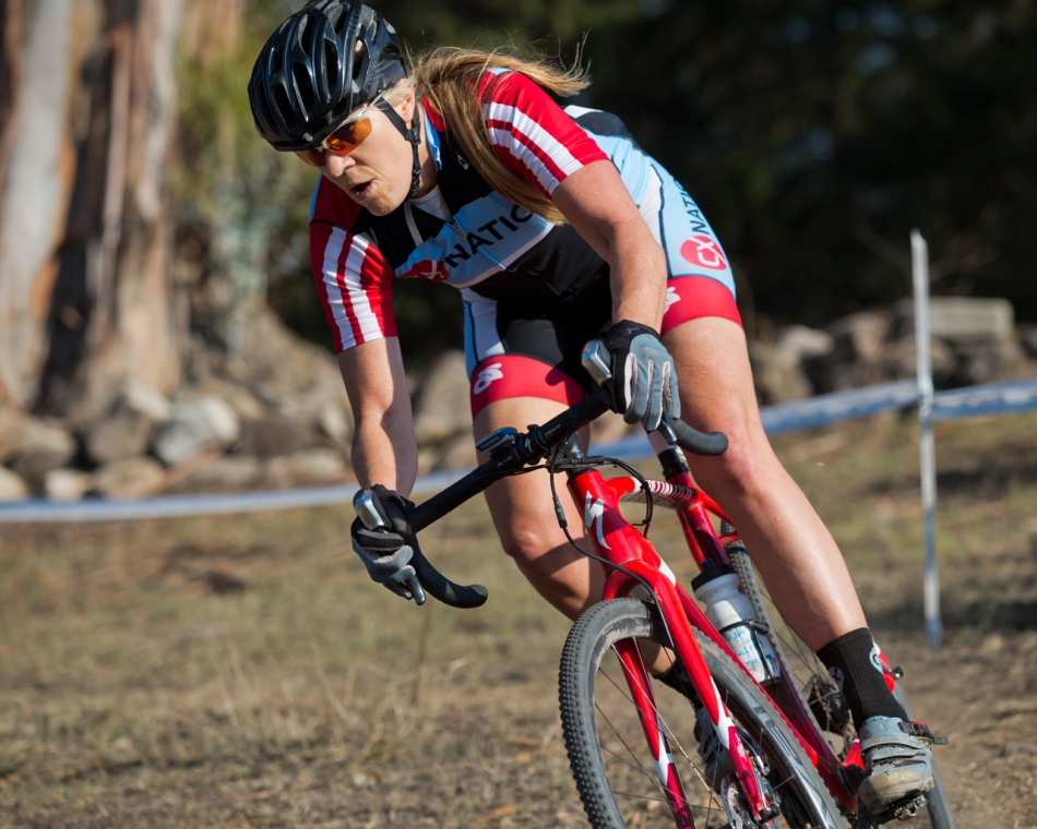 Drumm Earns Second Place on Day 2 of the 2015 Santa Rosa Cup CX