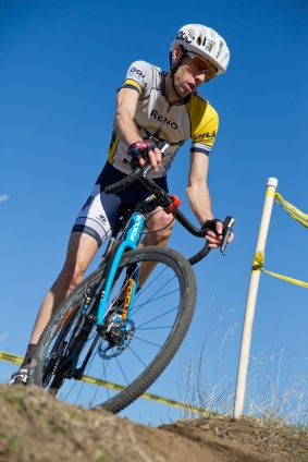 Justin Thomas (Reno Wheelmen) Raced in Contention in Two Categories