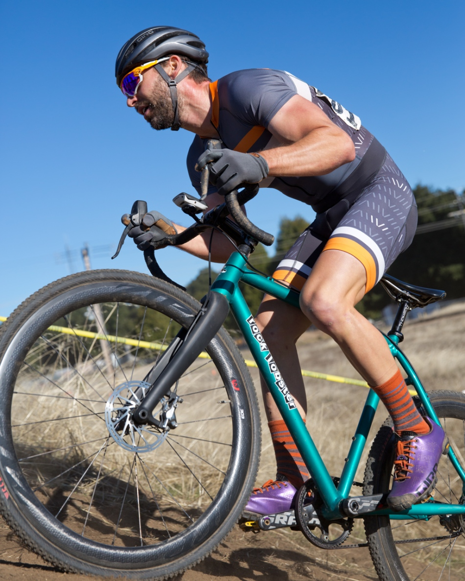 Ryan Rinn Wins Singlespeed Districts