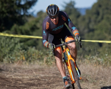 Justin Robinson Sweeps to Masters 35+ Victory