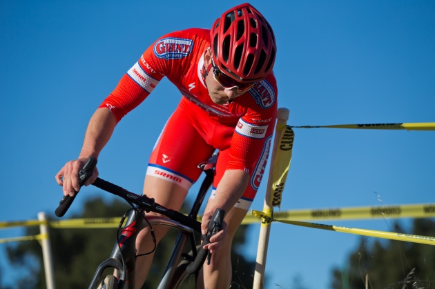 Ortenblad's Race was Commanding and Dominant