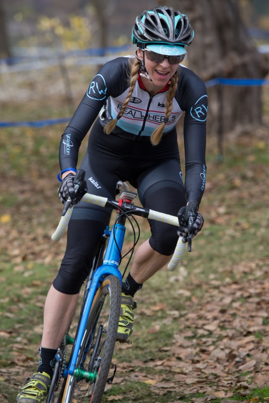 Holly McGovern Every Present at SacCX and Ever in Contention